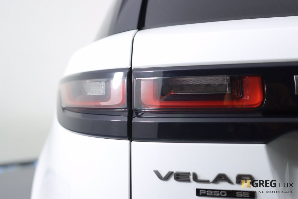 2018 Land Rover Range Rover Velar R-Dynamic SE #18