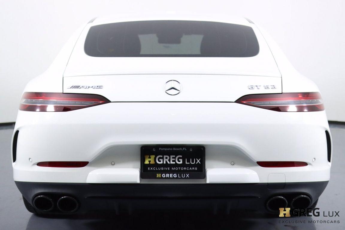 2020 Mercedes Benz AMG GT AMG GT 53 #15