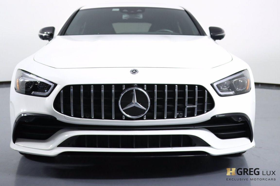 2020 Mercedes Benz AMG GT AMG GT 53 #3