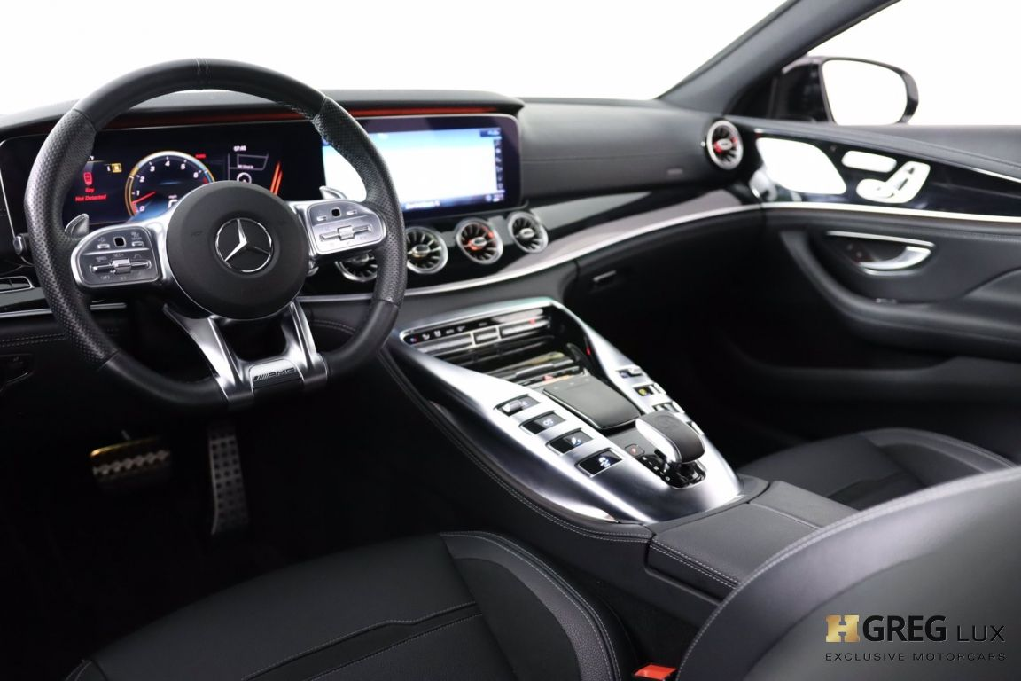 2020 Mercedes Benz AMG GT AMG GT 53 #1