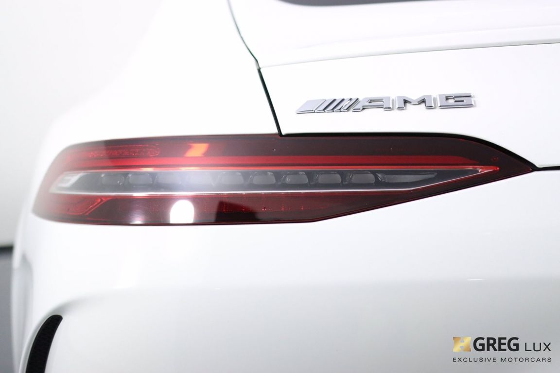 2020 Mercedes Benz AMG GT AMG GT 53 #16