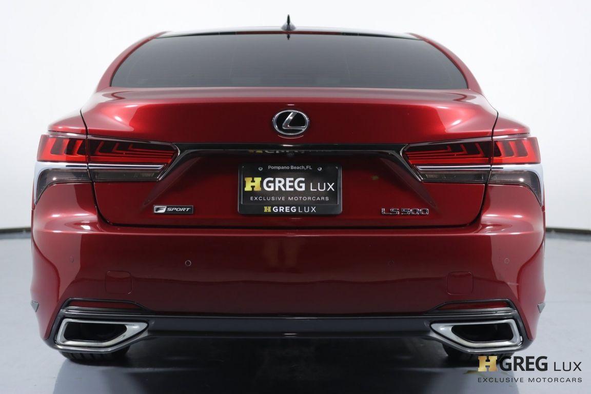 2018 Lexus LS LS 500 F Sport #16