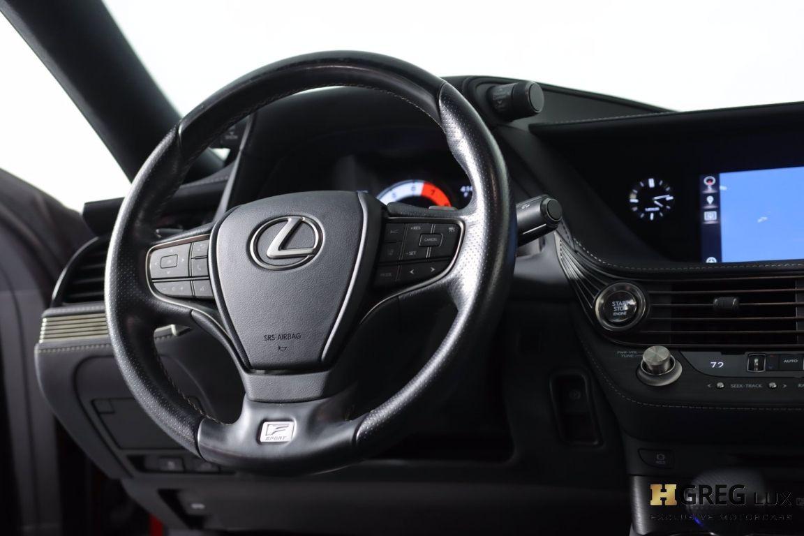 2018 Lexus LS LS 500 F Sport #49