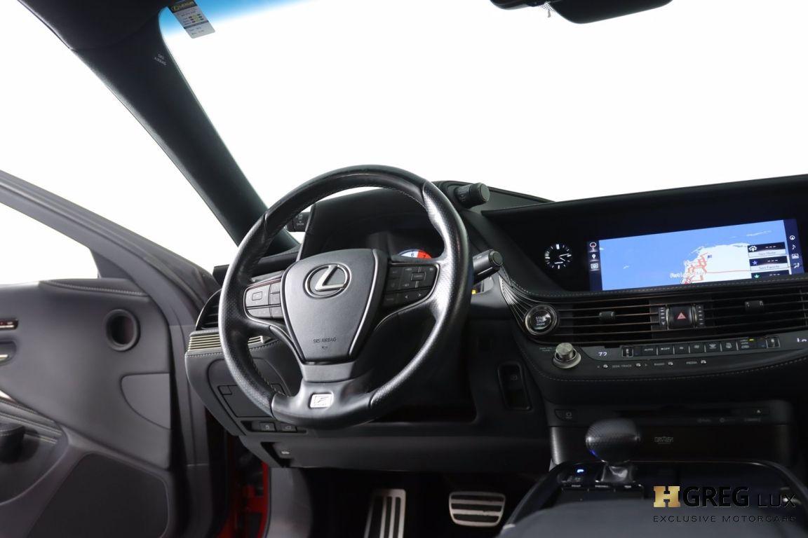 2018 Lexus LS LS 500 F Sport #48