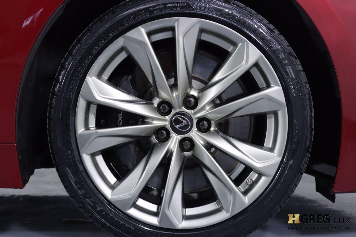2018 Lexus LS LS 500 F Sport #12