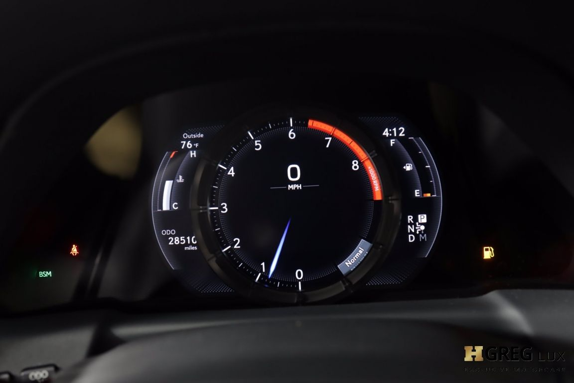 2018 Lexus LS LS 500 F Sport #42