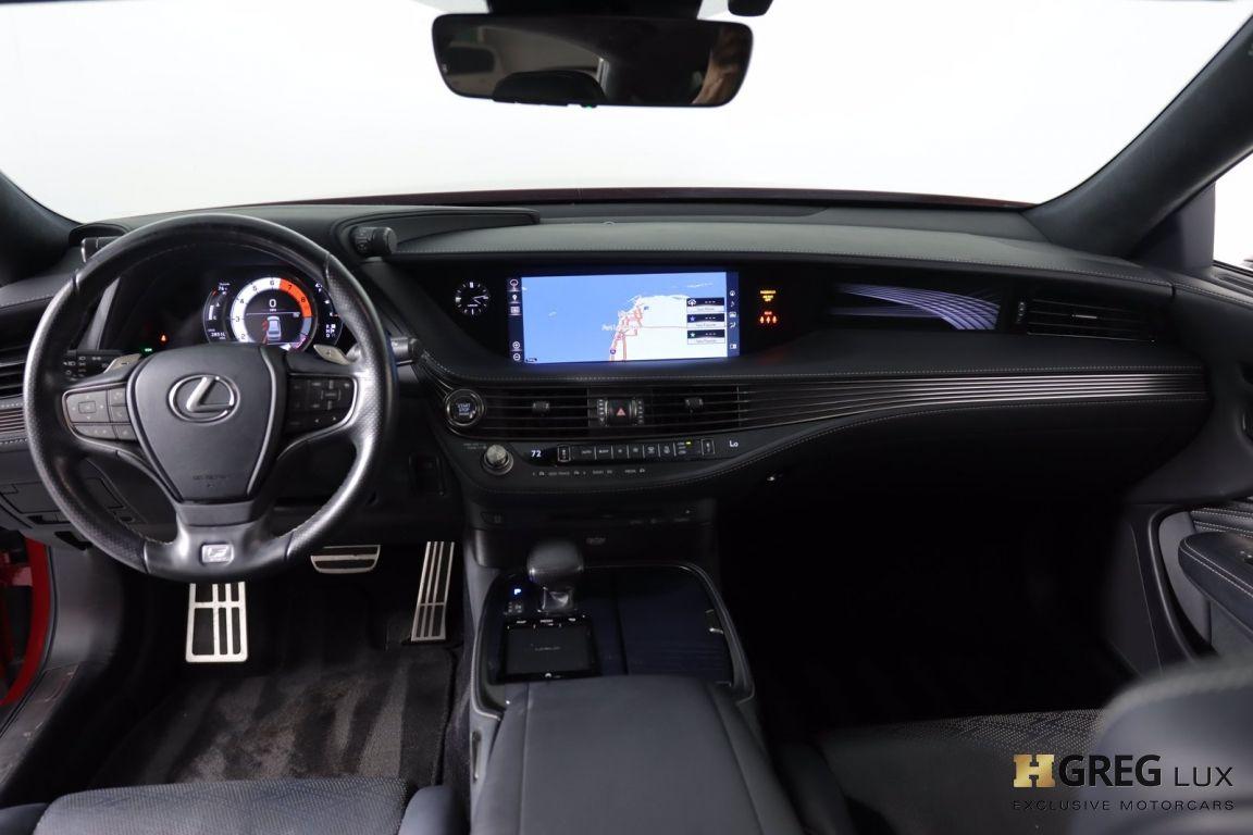 2018 Lexus LS LS 500 F Sport #47