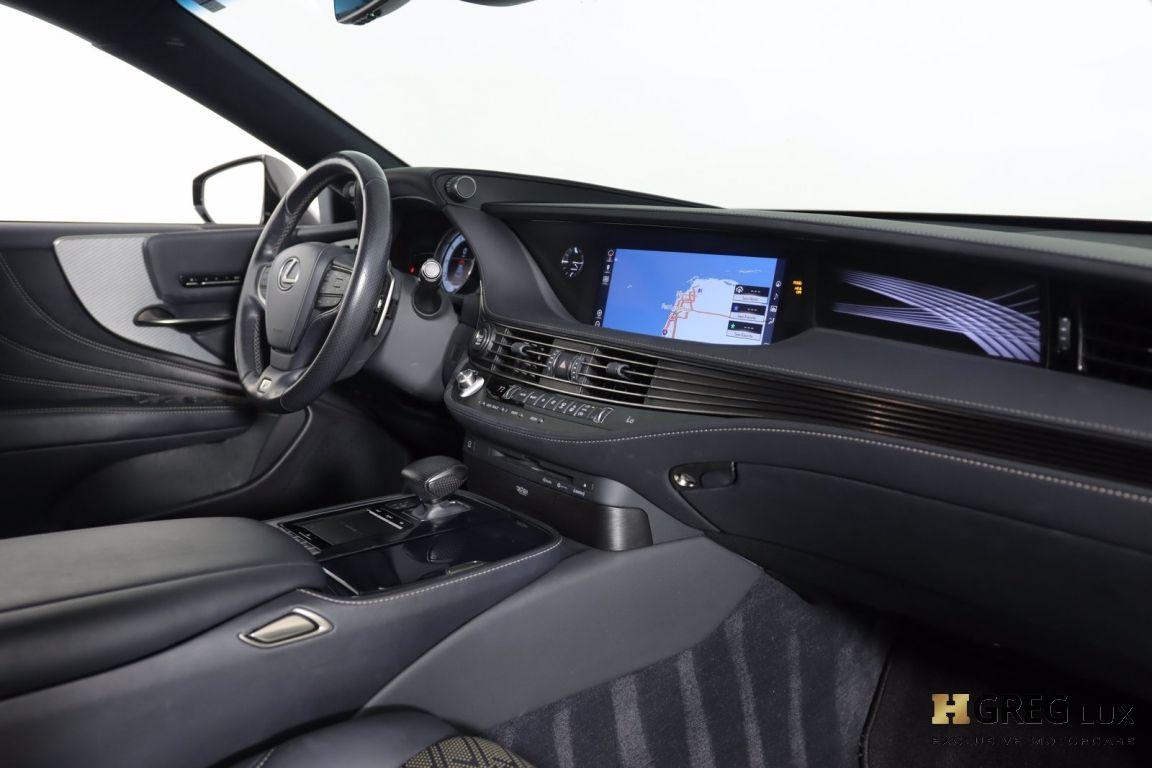 2018 Lexus LS LS 500 F Sport #29