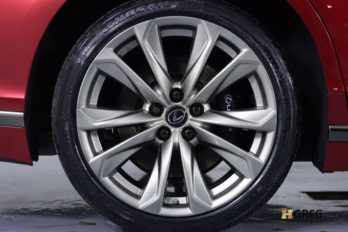 2018 Lexus LS LS 500 F Sport #14