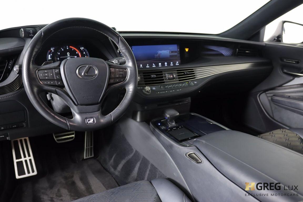 2018 Lexus LS LS 500 F Sport #1