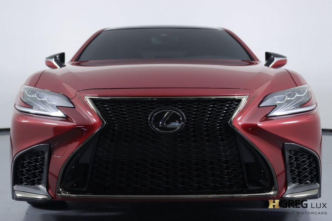 2018 Lexus LS LS 500 F Sport #3