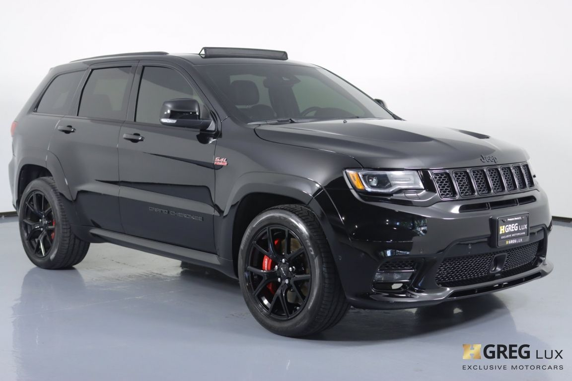 2019 Jeep Grand Cherokee SRT #9