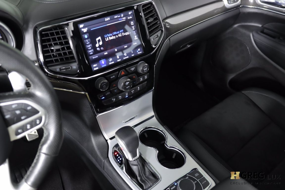 2019 Jeep Grand Cherokee SRT #39