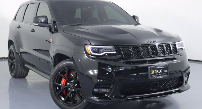 2019 Jeep Grand Cherokee SRT #0
