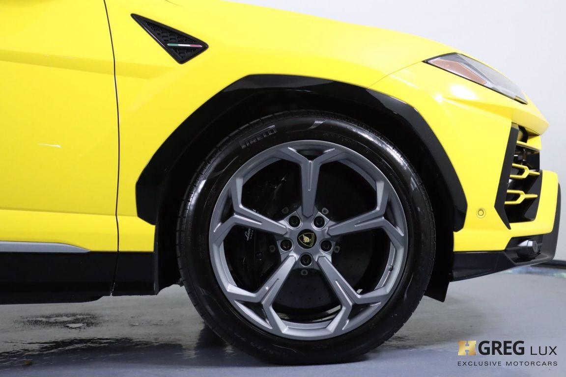 2019 Lamborghini Urus  #12