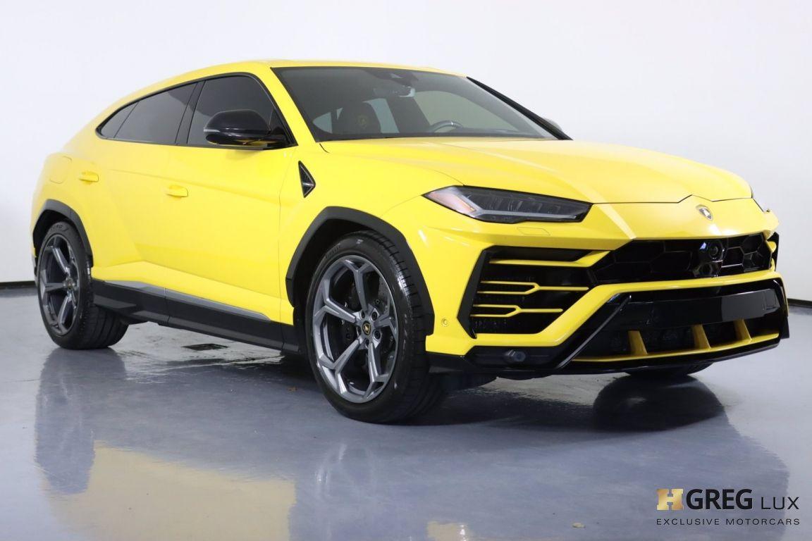 2019 Lamborghini Urus  #10