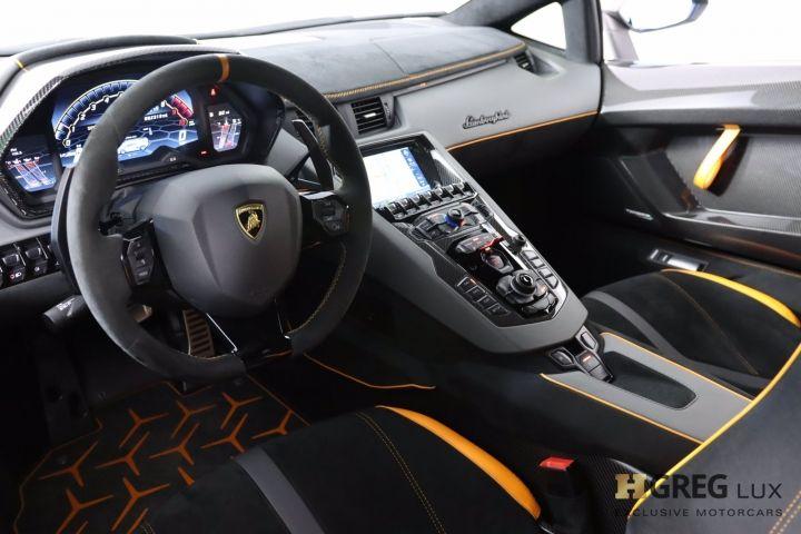 2019 Lamborghini Aventador SVJ #1