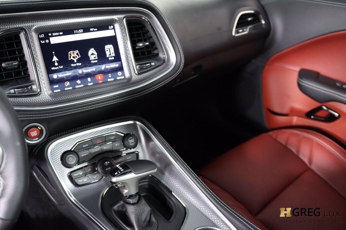 2021 Dodge Challenger SRT Hellcat Redeye Widebody #42