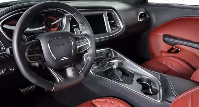 2021 Dodge Challenger SRT Hellcat Redeye Widebody #1