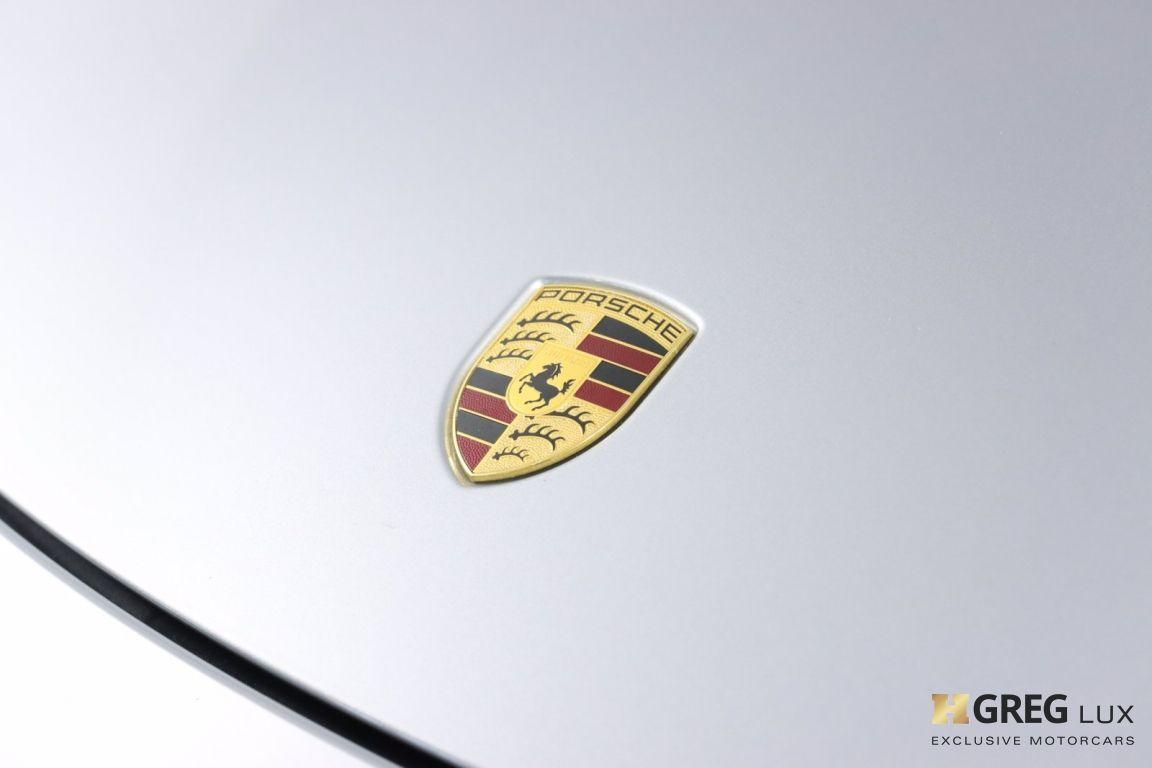 2017 Porsche 911 Carrera S #8