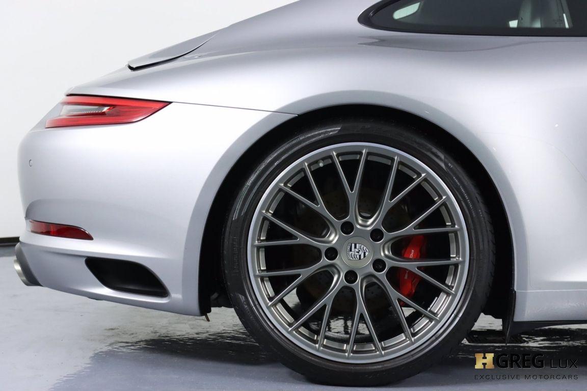 2017 Porsche 911 Carrera S #15