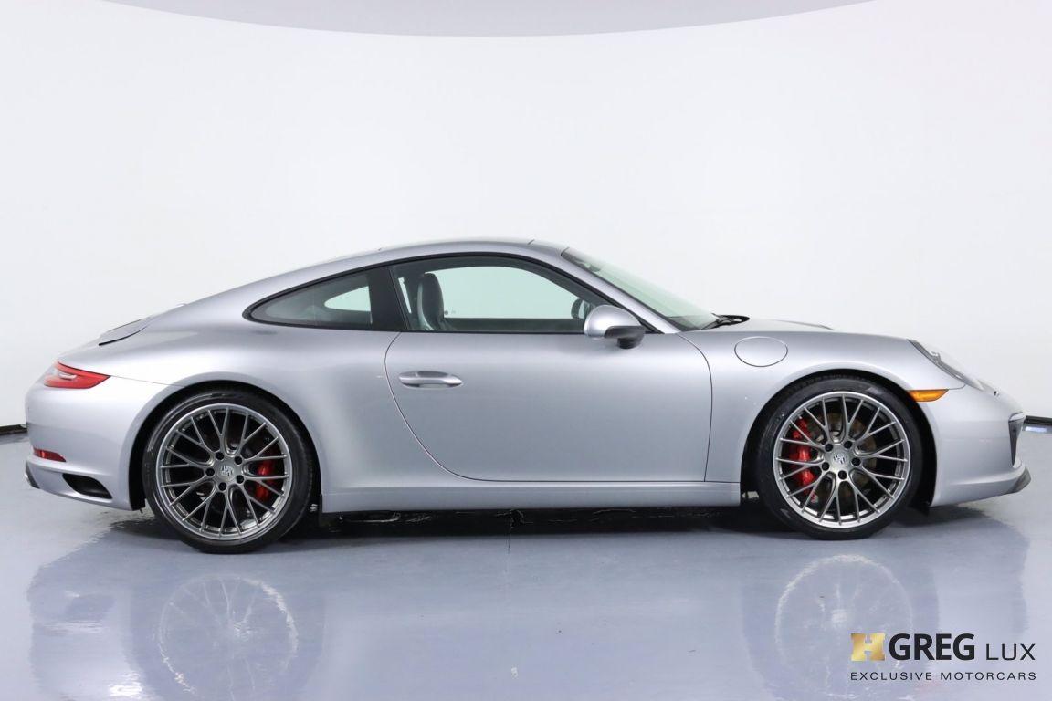 2017 Porsche 911 Carrera S #10