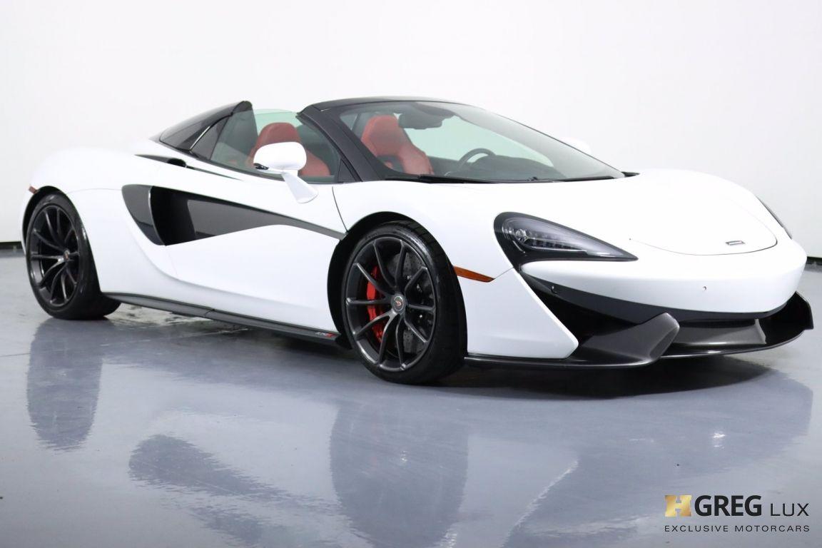 2018 McLaren 570S  #12