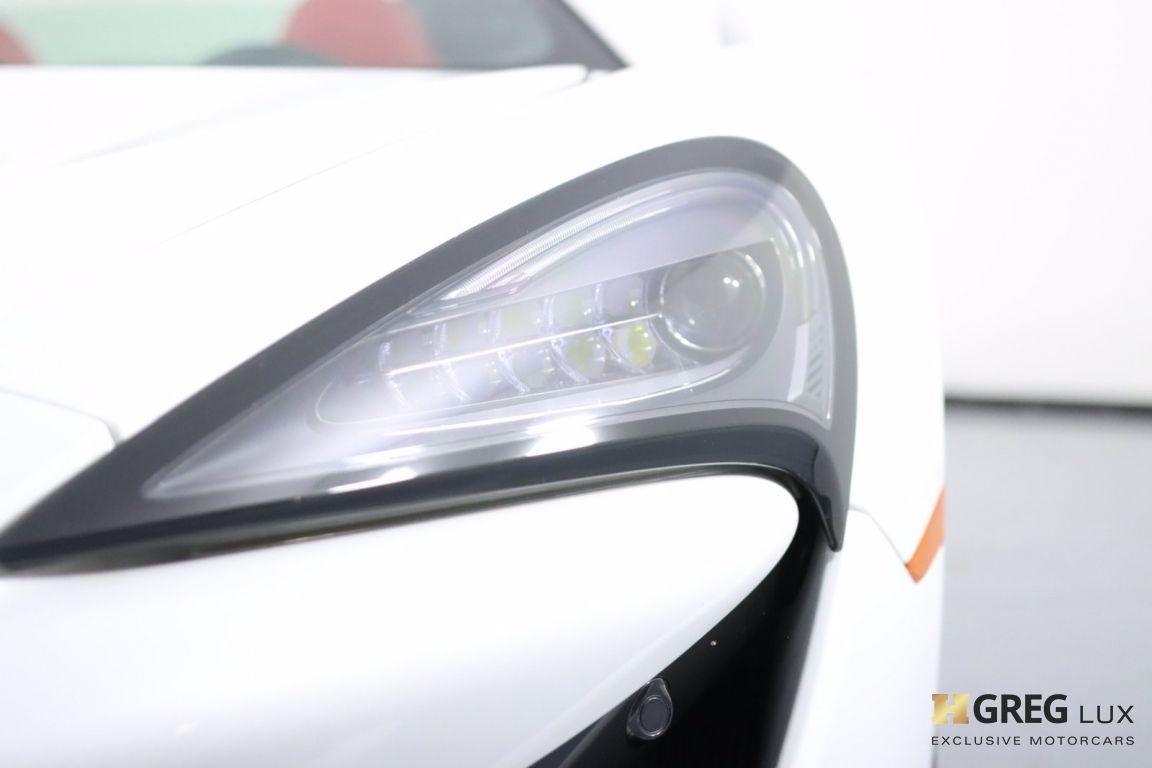 2018 McLaren 570S  #8