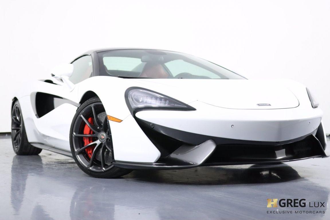 2018 McLaren 570S  #34