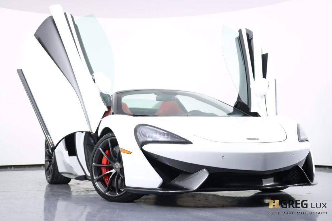 2018 McLaren 570S  #3