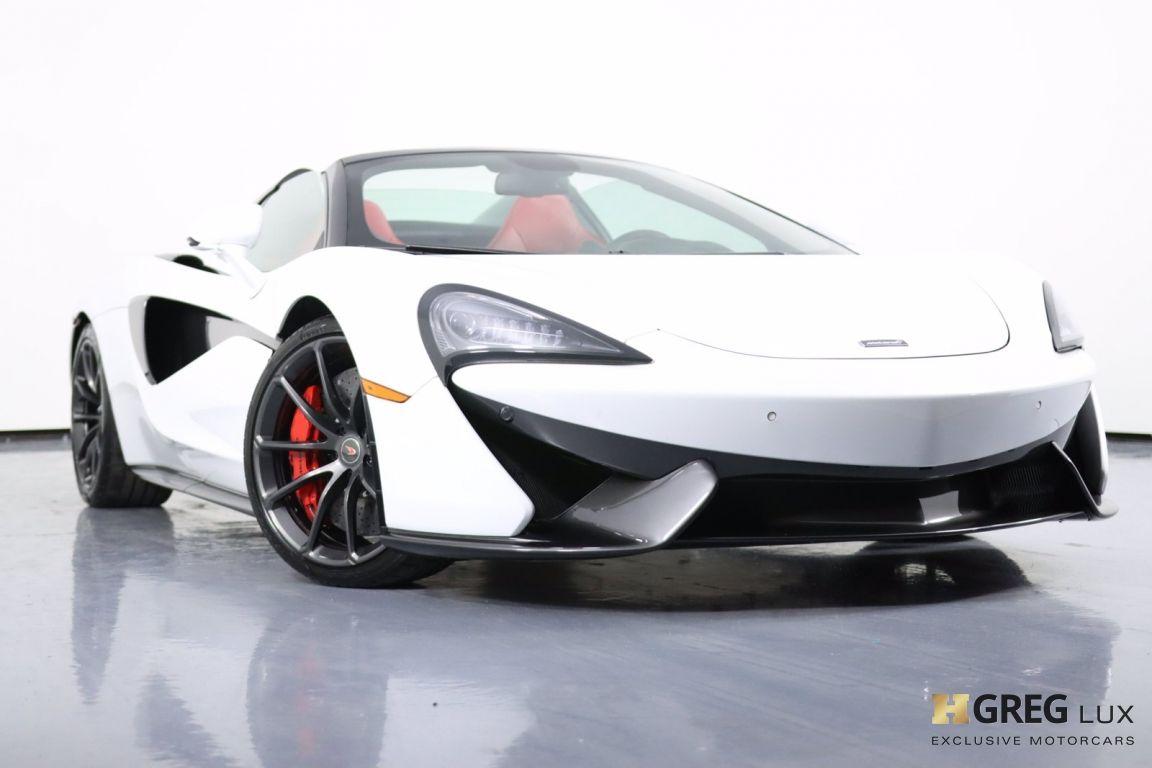 2018 McLaren 570S  #5