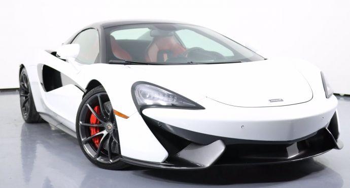 2018 McLaren 570S  #0