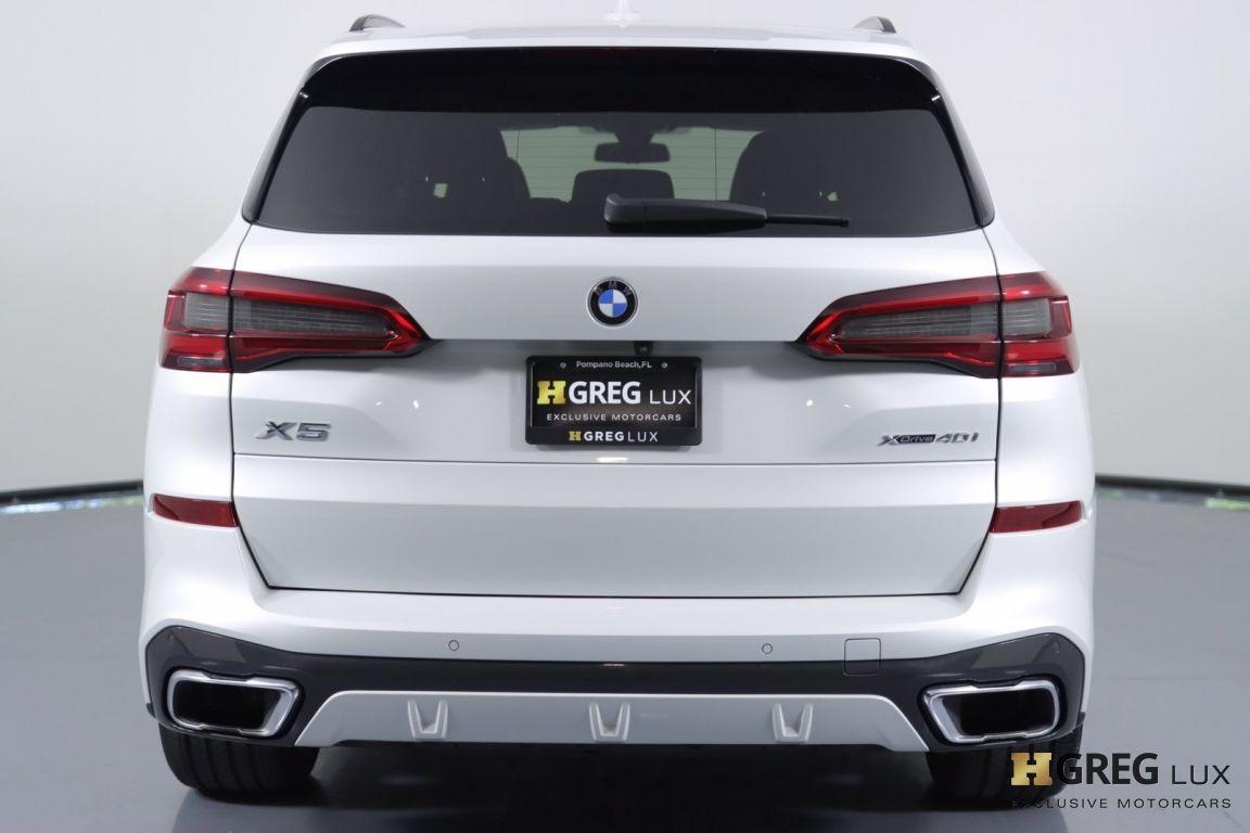 2019 BMW X5 xDrive40i #16