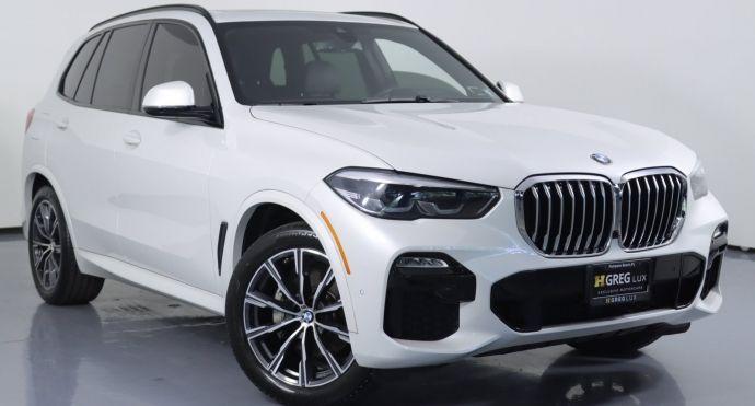 2019 BMW X5 xDrive40i #0