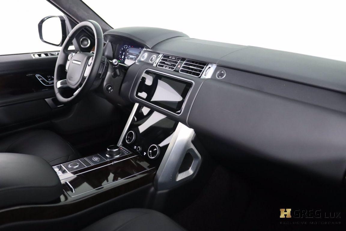 2020 Land Rover Range Rover HSE #53