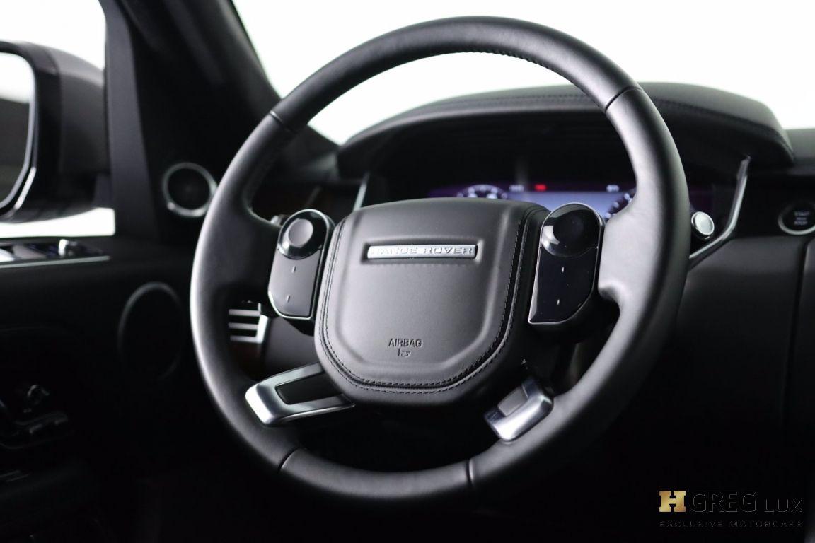 2020 Land Rover Range Rover HSE #52