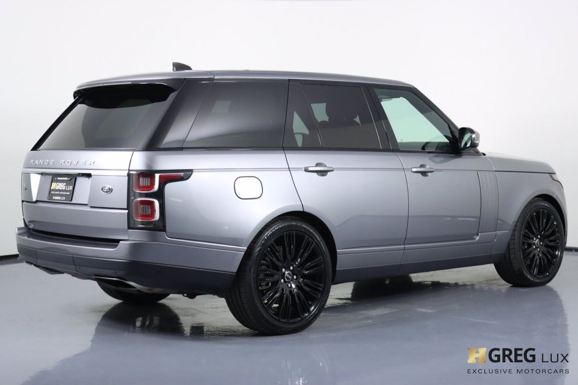2020 Land Rover Range Rover HSE #15