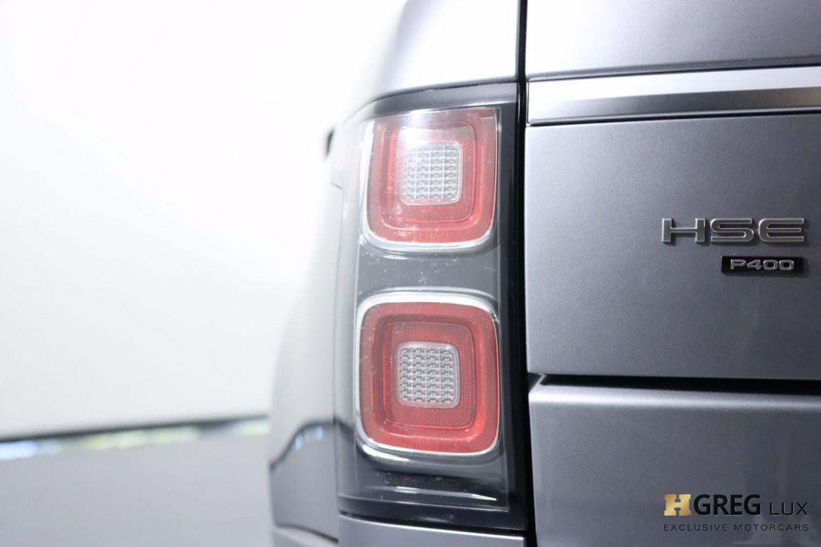2020 Land Rover Range Rover HSE #17