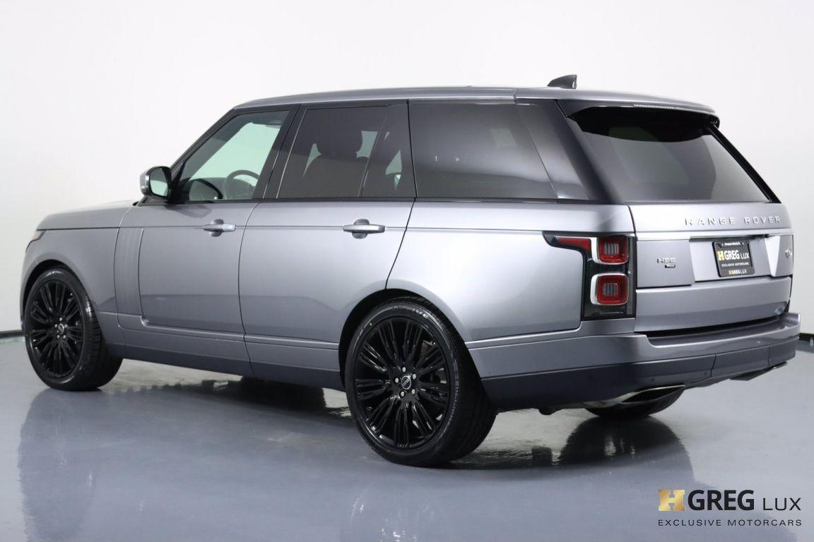 2020 Land Rover Range Rover HSE #21