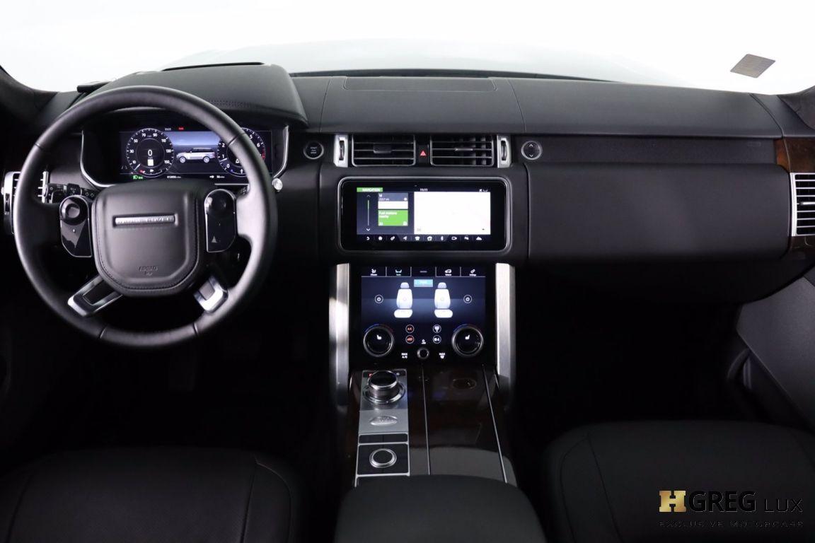 2020 Land Rover Range Rover HSE #50