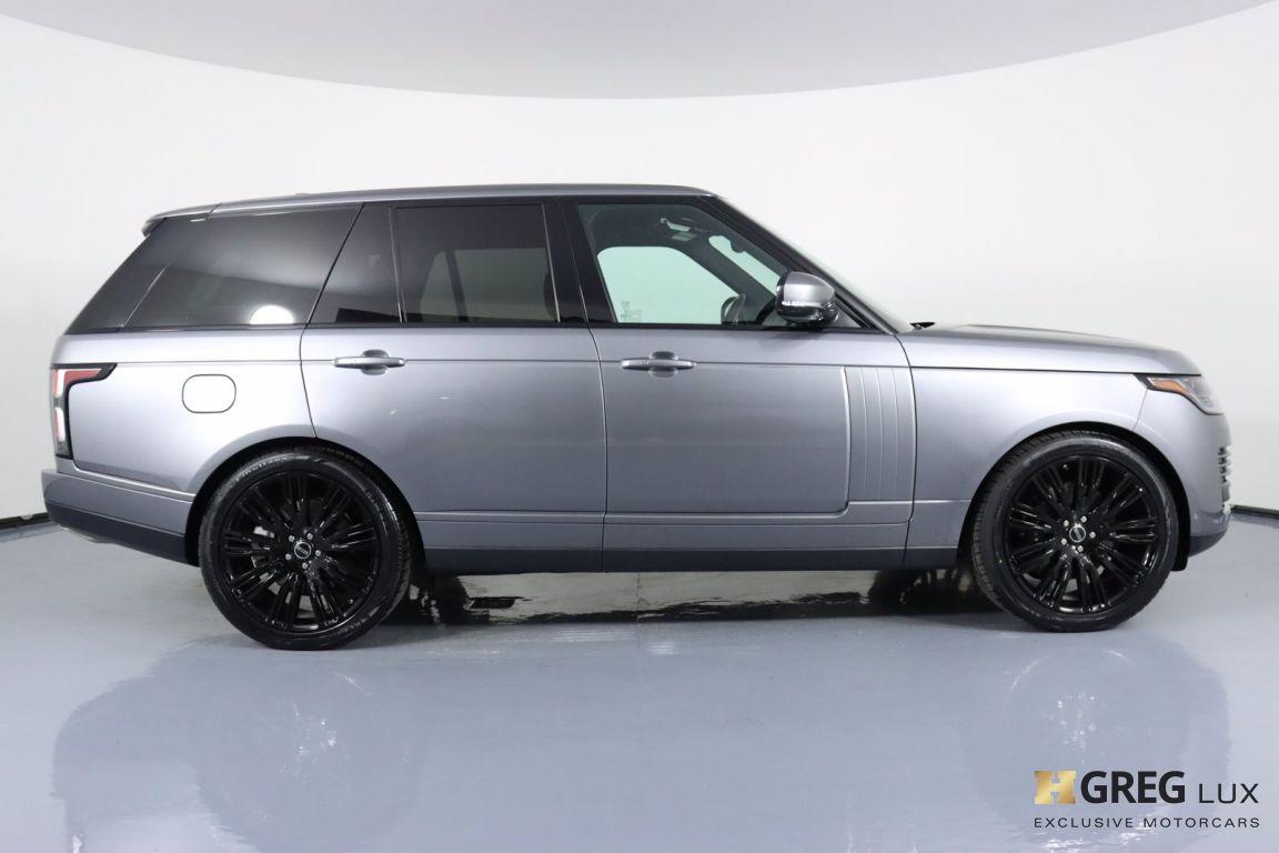 2020 Land Rover Range Rover HSE #10