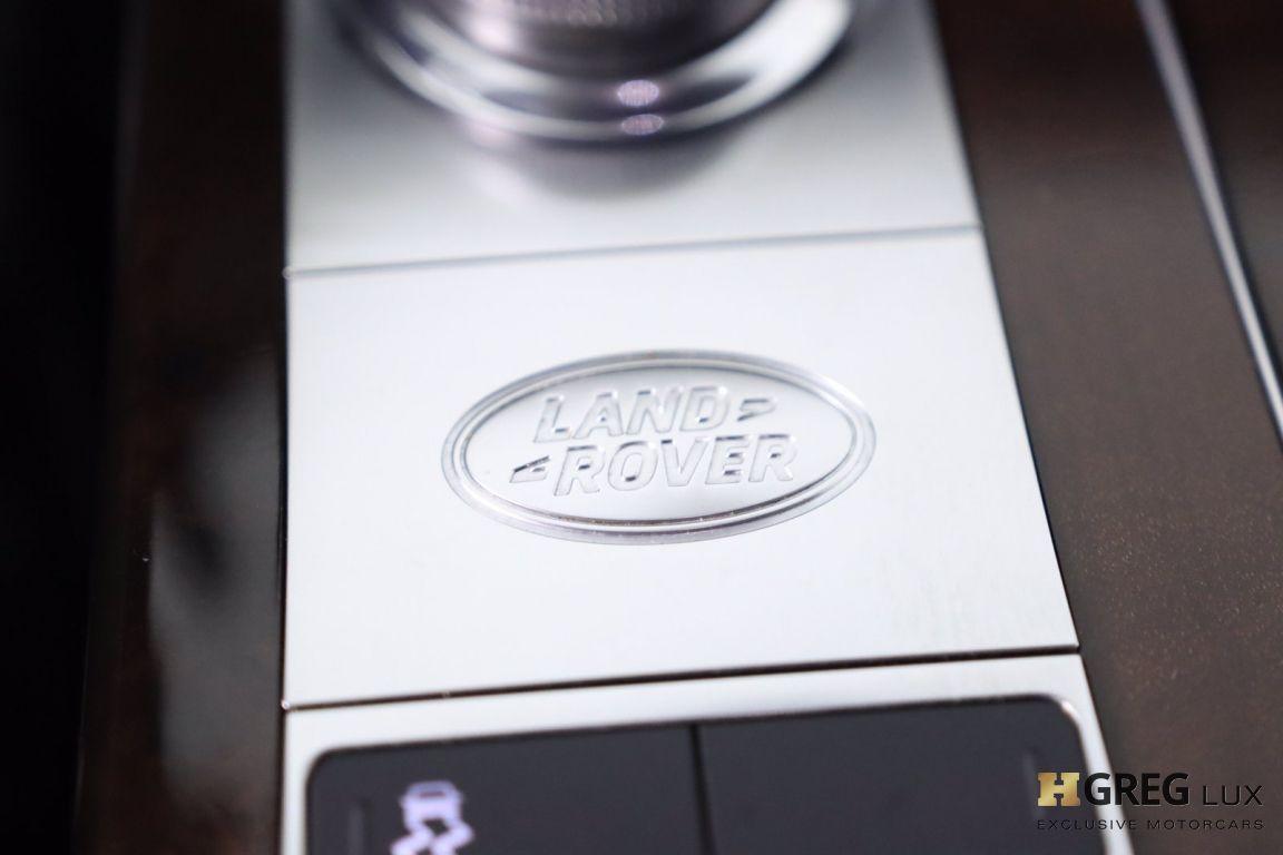 2020 Land Rover Range Rover HSE #44