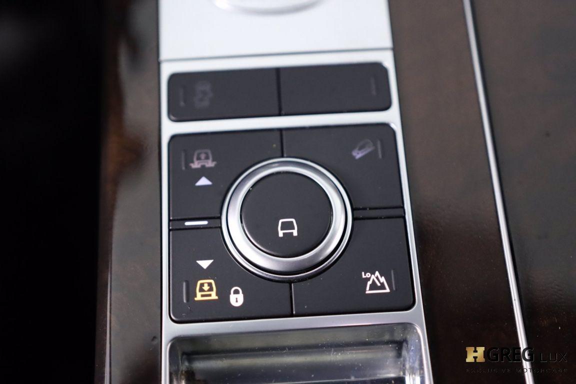 2020 Land Rover Range Rover HSE #45