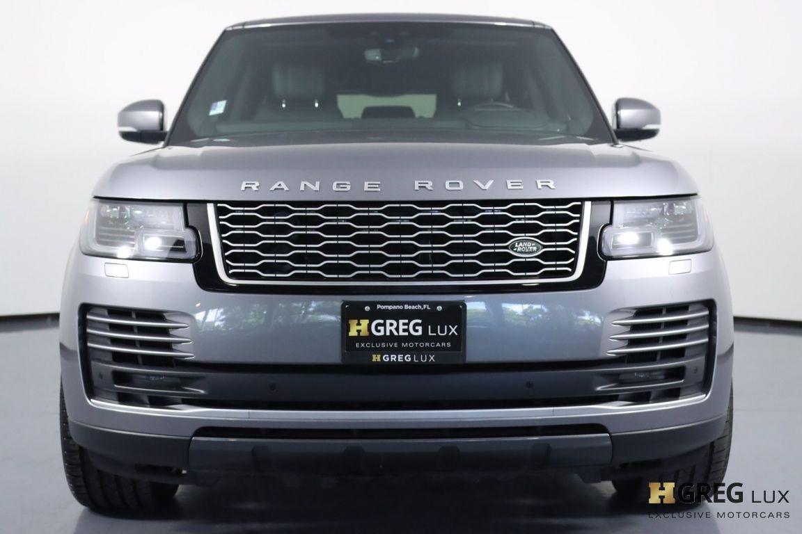 2020 Land Rover Range Rover HSE #3