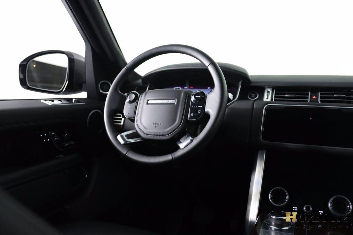 2020 Land Rover Range Rover HSE #51