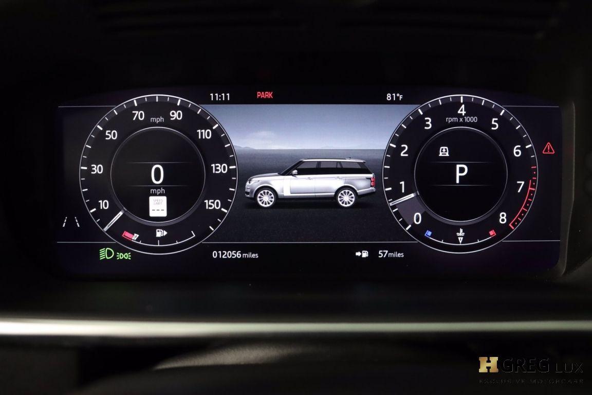 2020 Land Rover Range Rover HSE #46