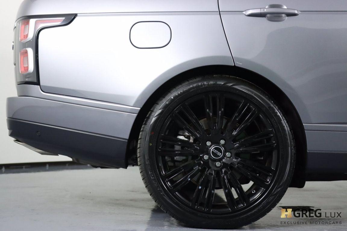 2020 Land Rover Range Rover HSE #13