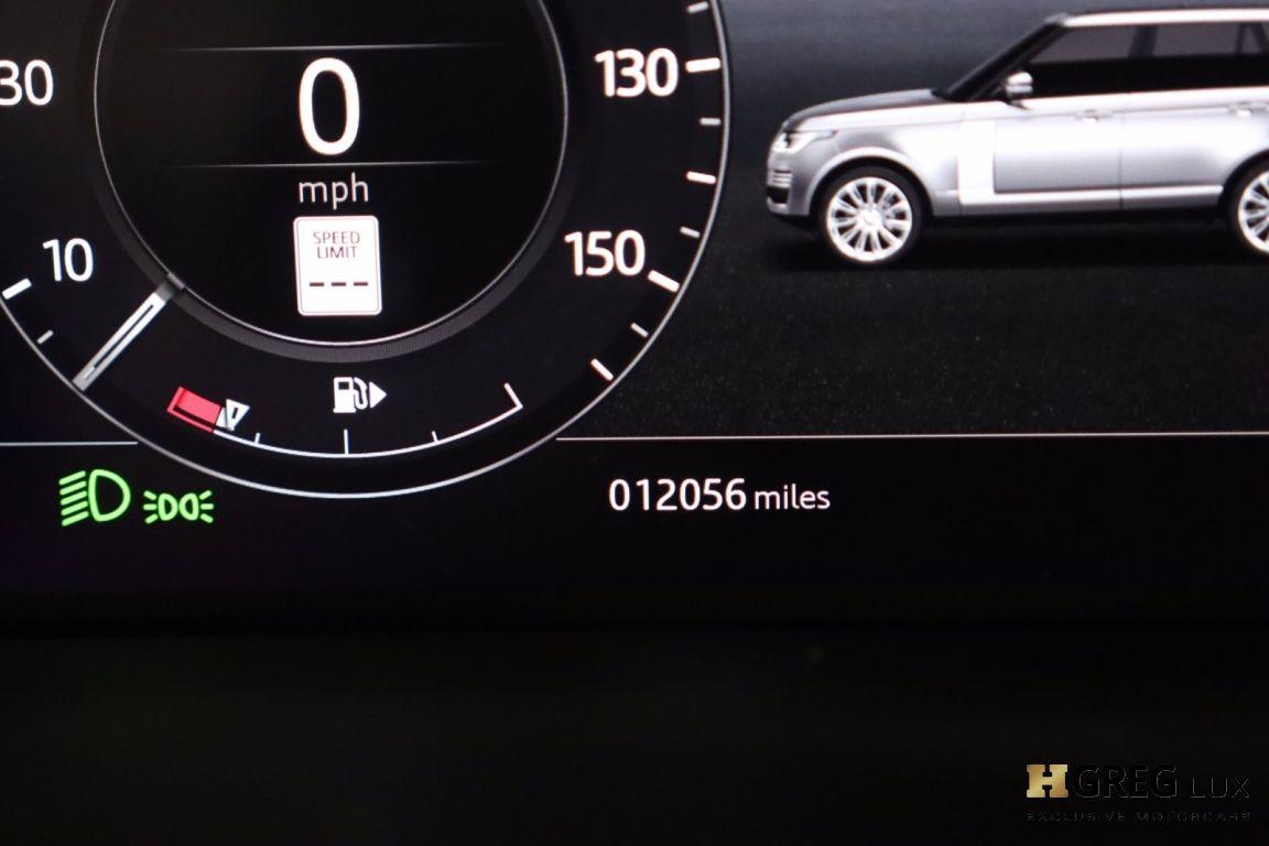 2020 Land Rover Range Rover HSE #47