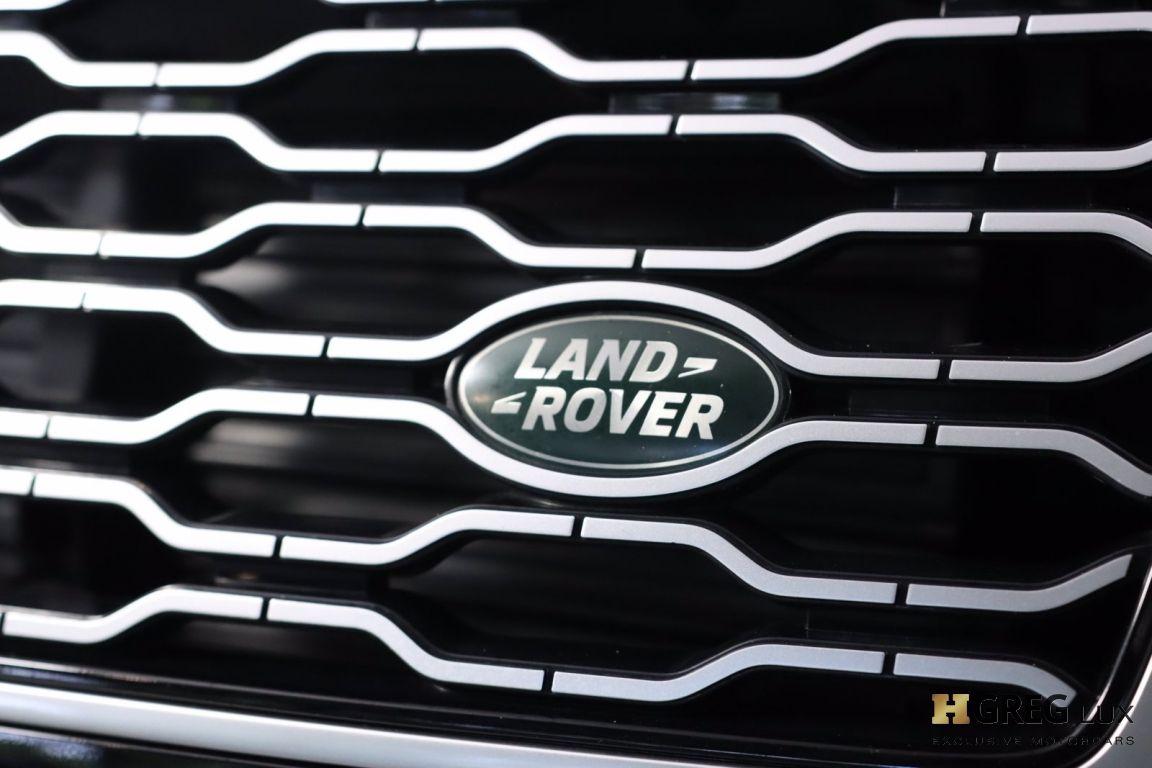2020 Land Rover Range Rover HSE #6