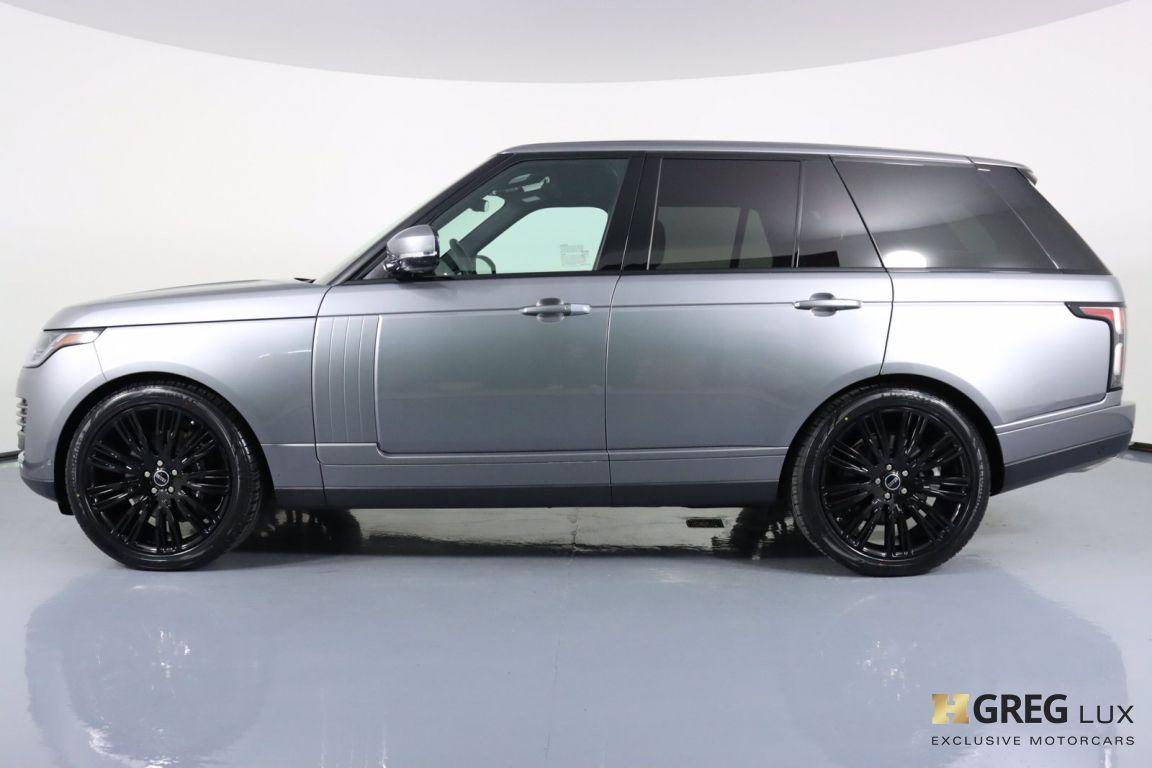 2020 Land Rover Range Rover HSE #22